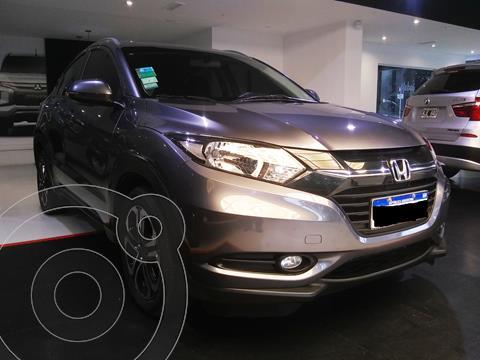 Honda HR-V EX 4x2 CVT usado (2017) color Gris precio $2.950.000