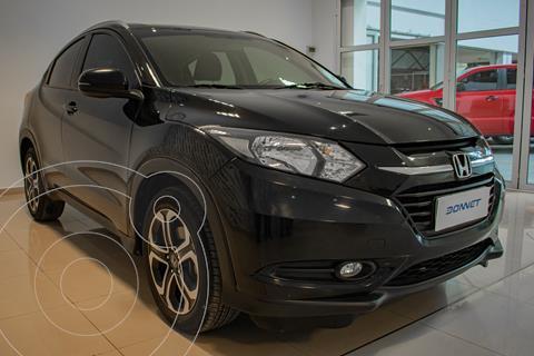 Honda HR-V EX CVT usado (2018) color Negro precio $3.286.000