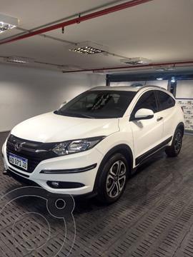 Honda HR-V EXL CVT usado (2018) color Blanco Tafetta precio $2.985.000