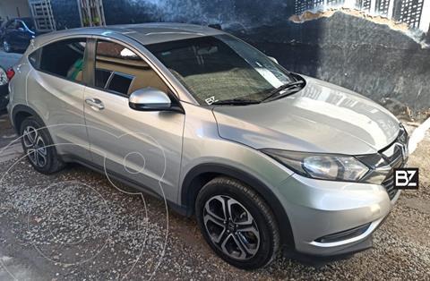 Honda HR-V LX 4x2 CVT usado (2015) color Gris Claro precio $2.300.000