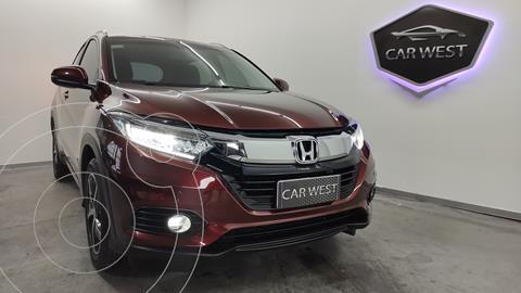 Honda HR-V EXL CVT usado (2020) color Rojo Carneolita precio $5.390.000