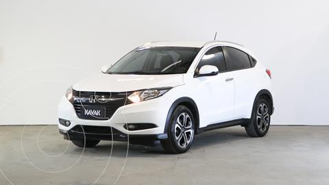 Honda HR-V EXL 4x2 CVT usado (2017) color Blanco Tafetta precio $2.960.000