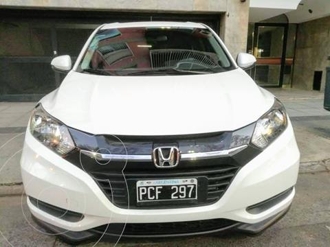 Honda HR-V LX 4x2 CVT usado (2015) color Blanco precio $2.700.000