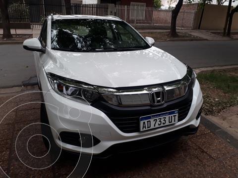 Honda HR-V EXL CVT usado (2019) color Blanco Tafetta precio $2.800.000