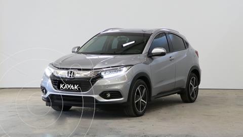 Honda HR-V EXL 4x2 CVT usado (2020) color Acero precio $4.090.000