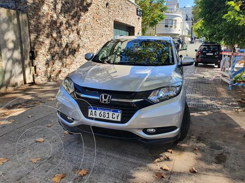 Honda HR-V EXL 4x2 CVT usado (2016) color Plata Alabastro precio $3.000.000
