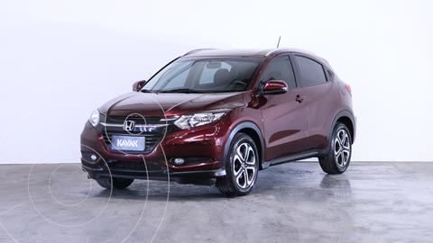 Honda HR-V EX 4x2 CVT usado (2017) color Rojo Carneolita precio $2.770.000
