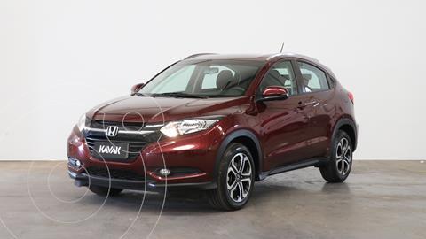 Honda HR-V EX 4x2 CVT usado (2016) color Rojo Carneolita precio $2.620.000