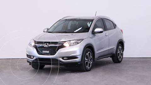 Honda HR-V EXL 4x2 CVT usado (2016) color Plata Alabastro precio $2.690.000