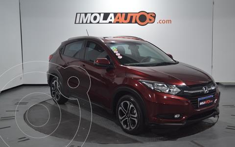 Honda HR-V LX 4x2 CVT usado (2016) color Rojo Carneolita precio $2.270.000