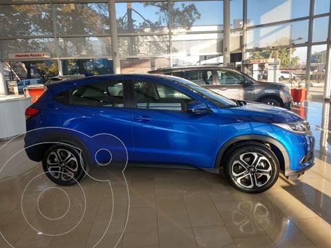 Honda HR-V EX CVT nuevo color Azul Cosmico precio $4.350.000