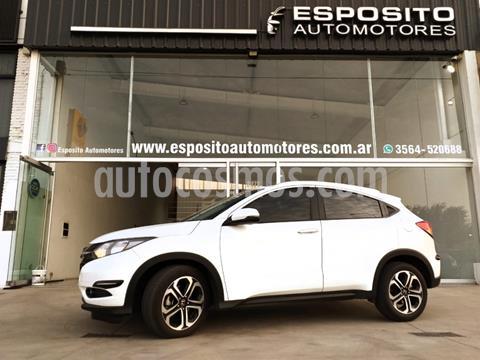 Honda HR-V EXL 4x2 CVT usado (2017) color Blanco precio $2.295.000