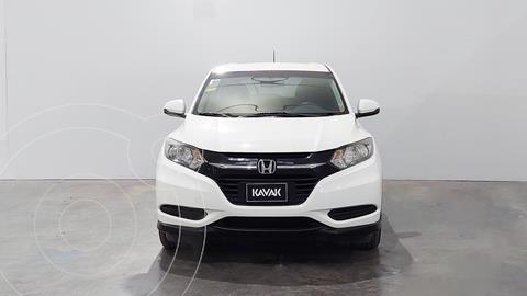 Honda HR-V LX 4x2 CVT usado (2015) color Blanco Tafetta precio $2.340.000
