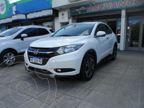 Honda HR-V EXL 4x2 CVT usado (2017) color Blanco Tafetta financiado en cuotas(anticipo $1.350.000)