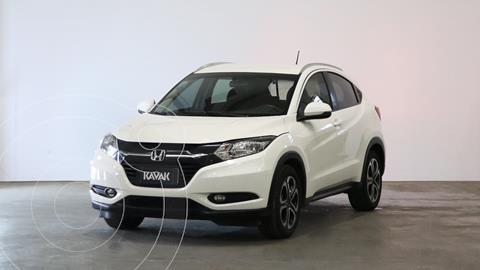 Honda HR-V EX CVT usado (2016) color Blanco Tafetta precio $3.040.000