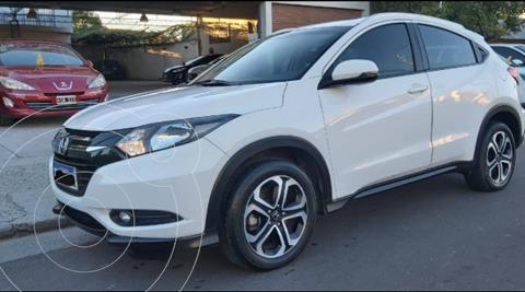 Honda HR-V EX 4x2 CVT usado (2017) color Blanco Tafetta precio $2.890.000