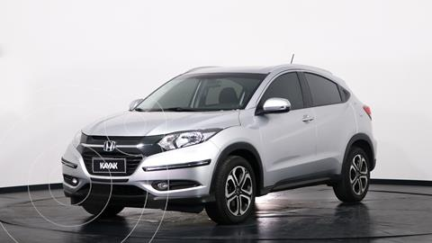 Honda HR-V LX 4x2 CVT usado (2016) color Plata precio $2.790.000