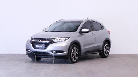 Honda HR-V EX CVT usado (2018) color Plata Lunar precio $3.350.000