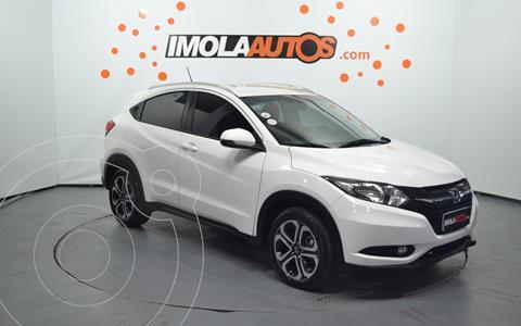 Honda HR-V EX CVT usado (2019) color Blanco precio $3.700.000
