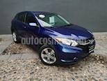 Foto venta Auto usado Honda HR-V Epic Aut (2016) color Azul Oscuro precio $240,000