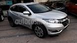 Foto venta Auto usado Honda HR-V EX 4x2 CVT (2016) color Gris Oscuro precio $920.000
