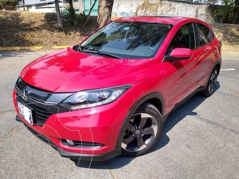 Honda HR-V Prime Aut usado (2018) color Rojo precio $304,000