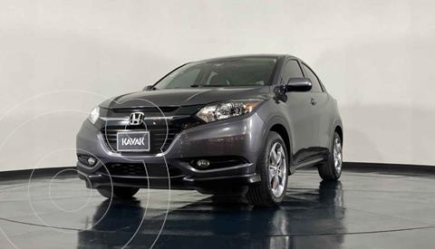 Honda HR-V Epic Aut usado (2017) color Gris precio $302,999
