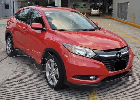 Honda HR-V Epic Aut usado (2017) color Rojo Milano financiado en mensualidades(enganche $62,496 mensualidades desde $7,647)