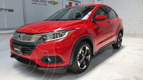 Honda HR-V Prime usado (2019) color Rojo precio $372,000