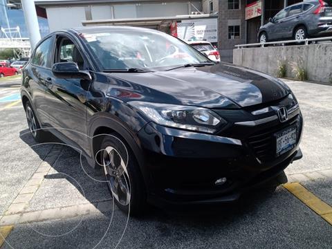 Honda HR-V Touring Aut usado (2018) color Negro precio $345,000