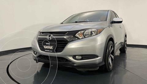 Honda HR-V Version usado (2016) color Plata precio $259,999