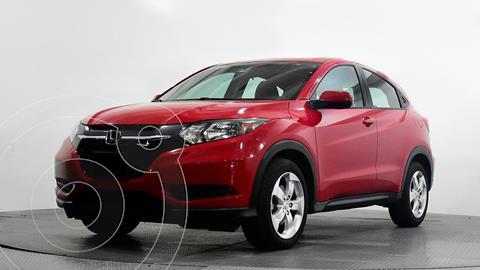 Honda HR-V Uniq usado (2016) color Rojo precio $235,000