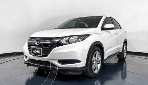 Honda HR-V Uniq usado (2016) color Blanco precio $252,999