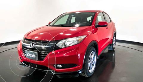 Honda HR-V Epic Aut usado (2017) color Rojo precio $289,999