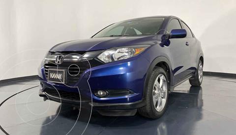 Honda HR-V Epic Aut usado (2017) color Azul precio $292,999