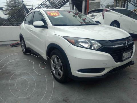 Honda HR-V Uniq usado (2018) color Blanco precio $275,000