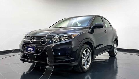 Honda HR-V Uniq Aut usado (2016) color Negro precio $242,999