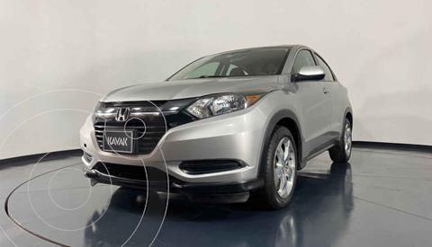 Honda HR-V Uniq Aut usado (2016) color Plata precio $254,999