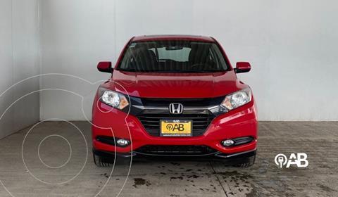 Honda HR-V Epic Aut usado (2018) color Rojo precio $328,000