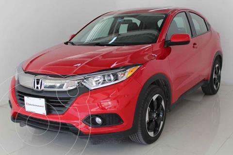 Honda HR-V Prime Aut usado (2020) color Rojo precio $399,000