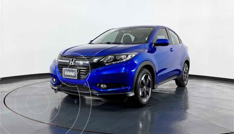 Honda HR-V Touring Aut usado (2018) color Azul precio $354,999
