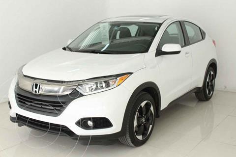 Honda HR-V Uniq Aut usado (2020) color Blanco precio $399,000