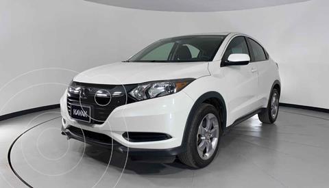 Honda HR-V Uniq Aut usado (2018) color Blanco precio $302,999