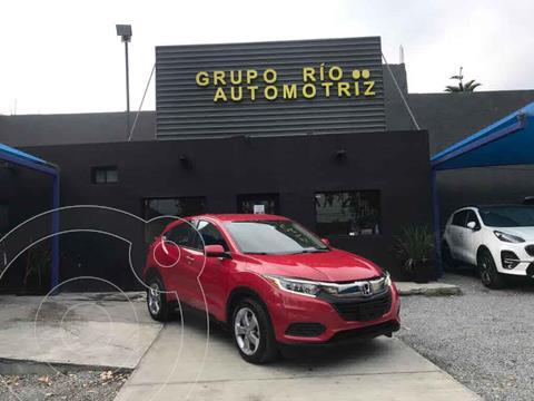 Honda HR-V Uniq Aut usado (2019) color Rojo precio $329,000