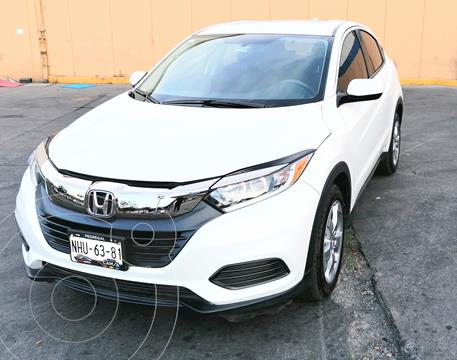 Honda HR-V Uniq Aut usado (2019) color Blanco precio $290,000