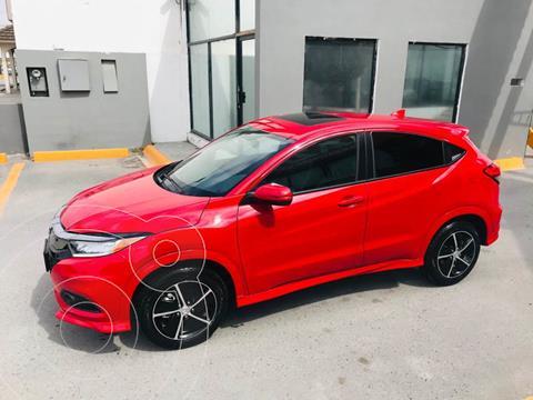 Honda HR-V Touring Aut usado (2020) color Rojo precio $423,900