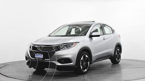 Honda HR-V Prime usado (2019) color Plata Dorado precio $382,800