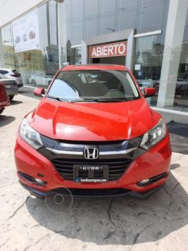 Honda HR-V Touring Aut usado (2018) color Rojo precio $332,022