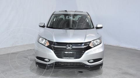 Honda HR-V Epic Aut usado (2016) color Plata Dorado precio $245,000