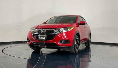 Honda HR-V Prime Aut usado (2020) color Rojo precio $374,999